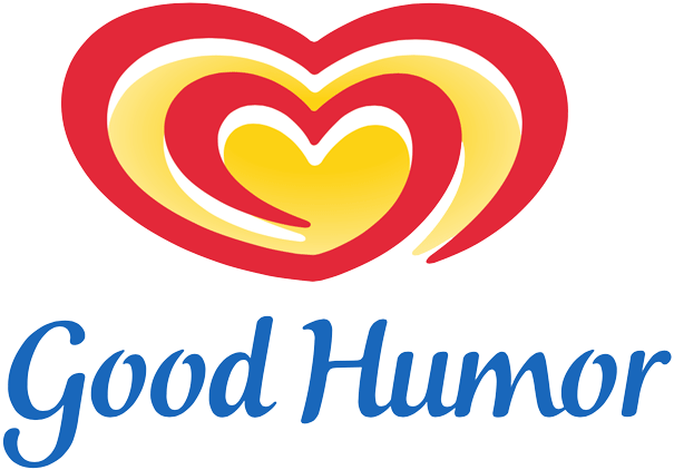 Good Humor is an Anglo-Dutch-owned American brand of ice cream novelties sold from ice cream trucks as well as stores and other retail outlets. Originally, Good Humors were chocolate-coated ice cream bars on a stick, but the line was expanded over the years to include a wide range of novelties.