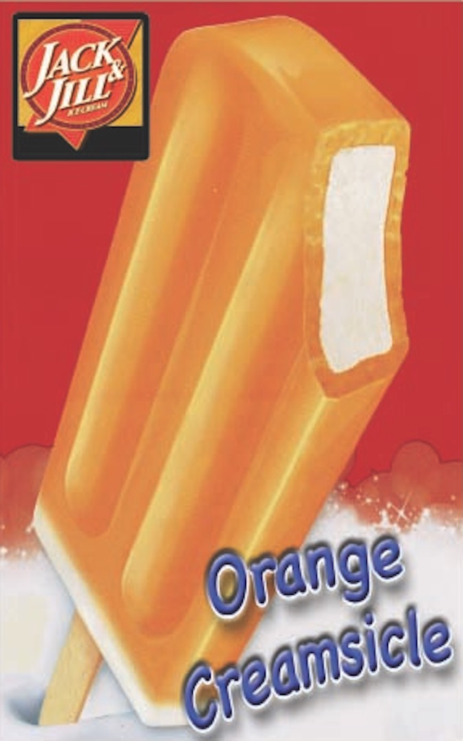 Creamsicle Bar