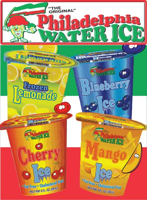 Cherry Water Ice