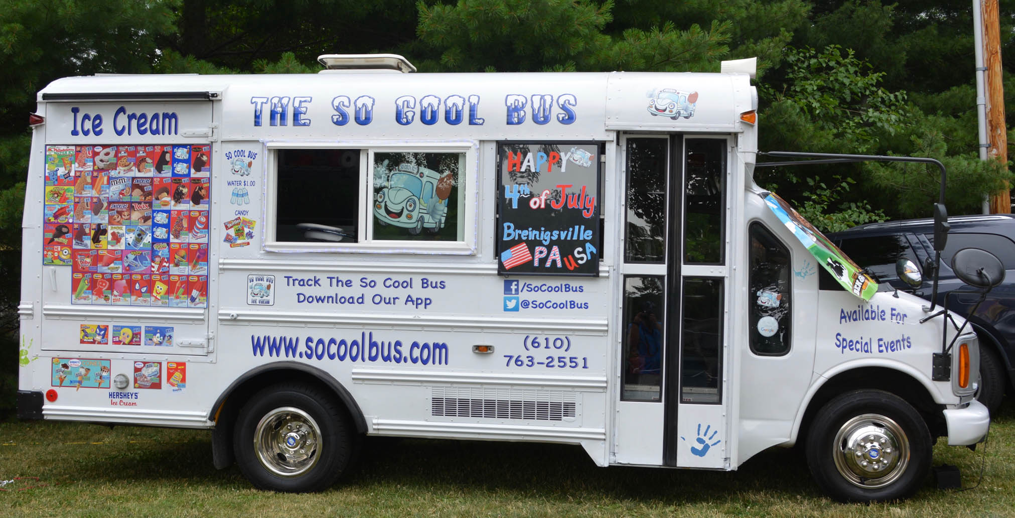A photo of the So Cool Bus in Macungie! Updated May 2016